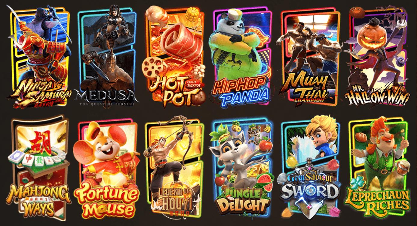 Beragam Games Agen Slot Dengan Depo Pulsa